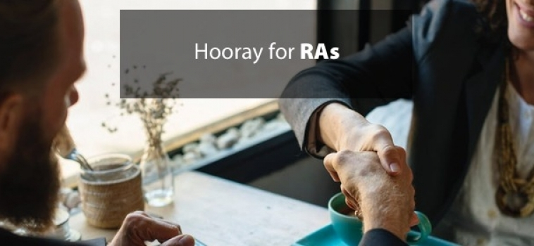 Hooray for RAs