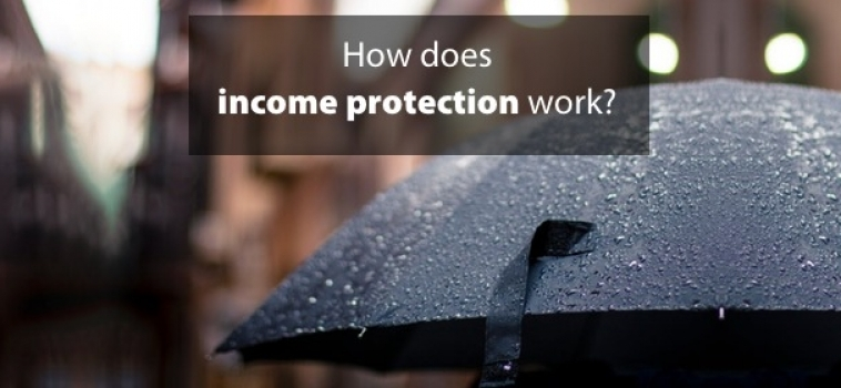 How does income protection work?