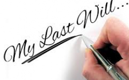 PITFALLS WHEN DRAWING UP A LAST WILL AND TESTAMENT